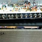 Der Amp von außen