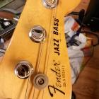 Kopf, Fender Jazz Bass